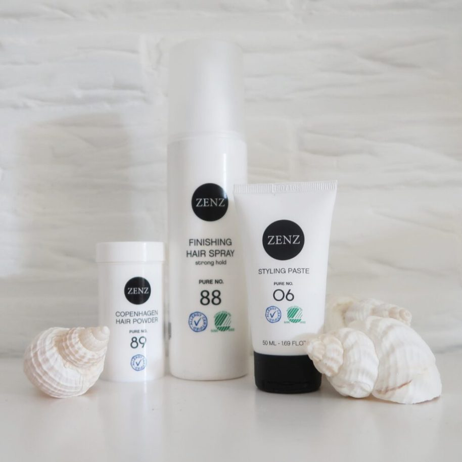 Zens, organic, hair, products, shampoo, conditioner, haarlak, hairspray, hair powder, beauty, haar, beautysome