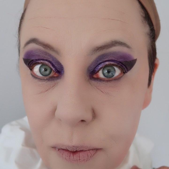 Evil Queen, feestkleding, makeup, look, halloween, feest, verkleden, opmaken, versieren, party