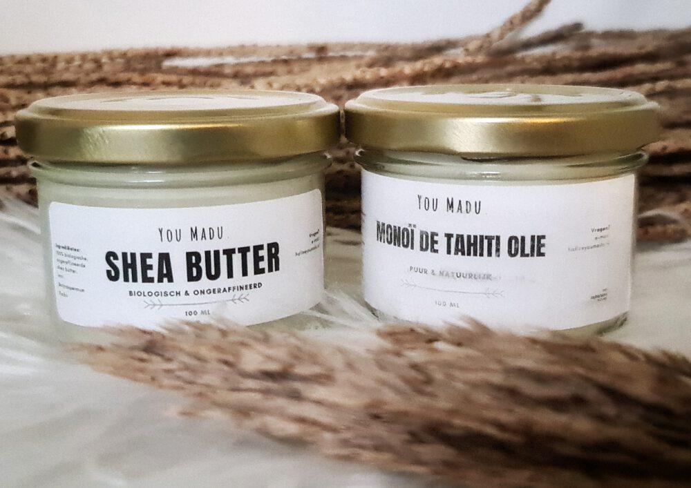You Madu natuurlijke producten voor huid en haar