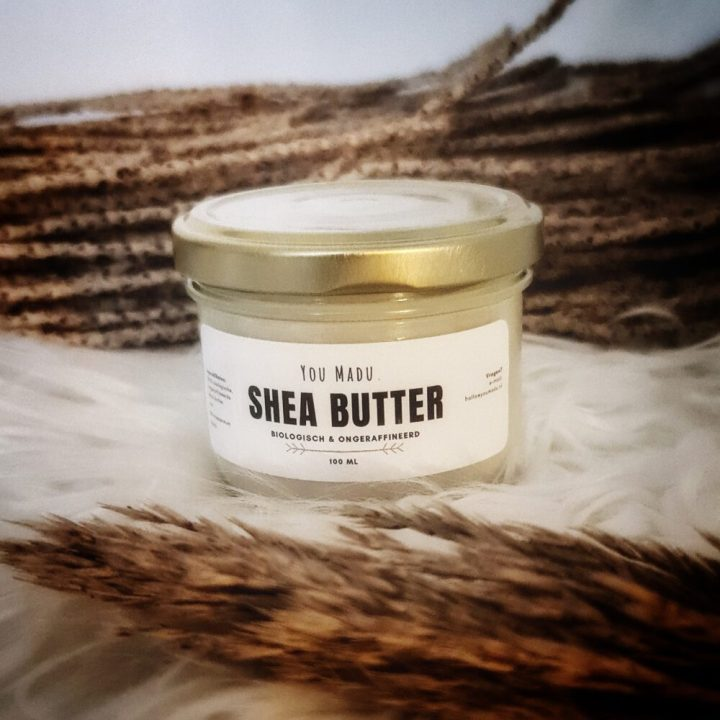 You made, Shea butter, manoï, olie, huid, verzorging, droge, natuurlijk, verzorging