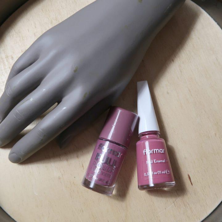 flormar, nail enamel, nagellak, swatches, polish, review, douglas, nederland, beautysome, yustsome