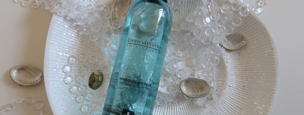 Dermaprime, switserland, demaquillant, yeux, eye, makeup, remover, oog, review, test, beauty, beautysome, yustsome, 2
