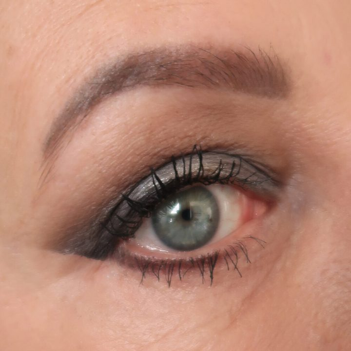 Morphe, eyeshadow, palette, black, grey, 9W, sale, budget, koopje, beautysome, yustsome, smokey, eyes, 1