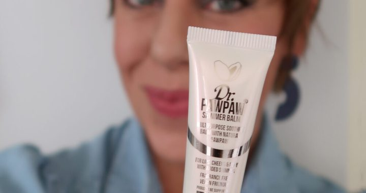PawPaw, lips, cheeks, colour, glitter, shimmer, sooting, balm, mocha, hydratatie, 2