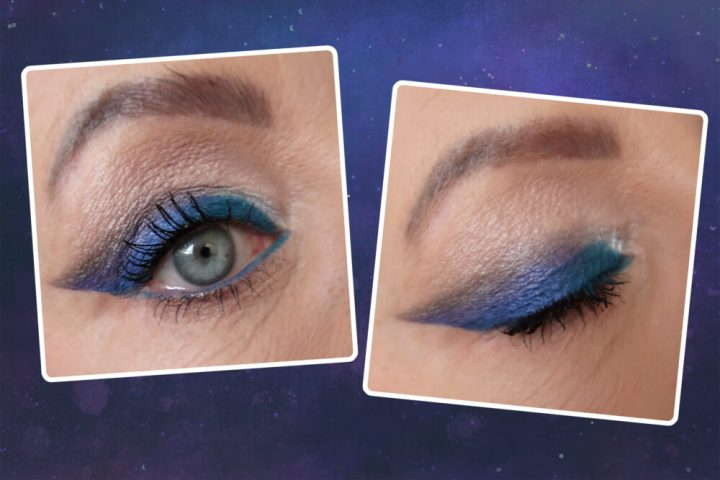 electric, frost, sephora, rome, eyeshadow, blue eyes, beauty, review, beautysome, yustsome, 15