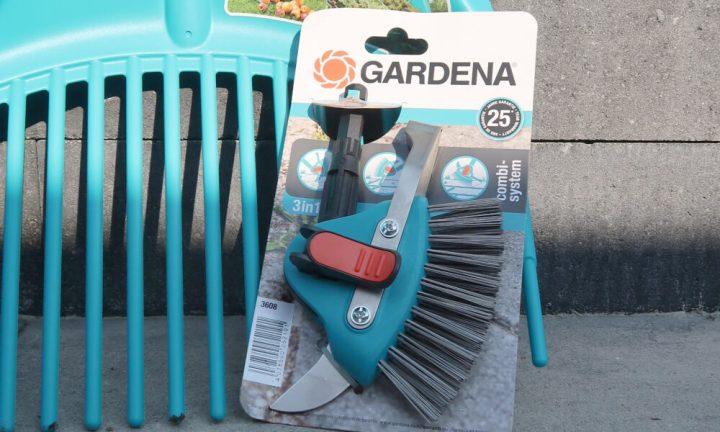 Gardena, blogboot, combi, system, hark, klik, systeem, onkruid, tuin, lifestyle, tuinieren, review, 3 in 1, voegenkrabber