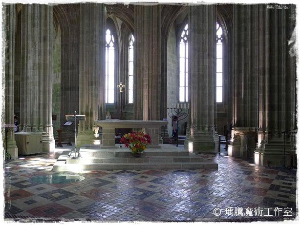 世界遺產_聖米歇爾修道院 021