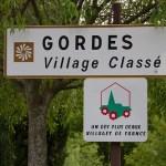 Gordes(ゴルド)- フランスで最も美しい村巡り2010 No.30-