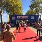 3日目その8:メドックマラソン本番当日 遂にゴール! – 2014メドックマラソン日記No.11