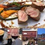 2016年7月 フランス「印象派とグルメの旅」 1-13章:オンフルールの印象派フェスティバル、の前に美味しいレストランでランチを