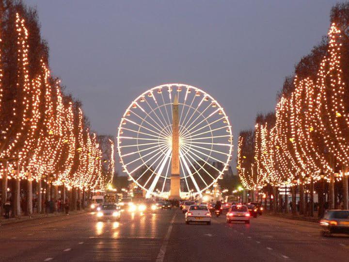 フランスコンコルド広場