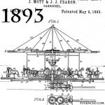 メリーゴーランド1893年