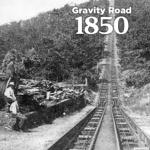 アメリカのジェットコースターの起源The Mauch Chunk Gravity Railroad