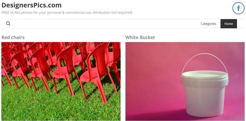 Situs penyedia gambar dan foto secara gratis