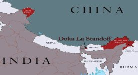 China claims Doklam territory but ready to talk on CPEC.