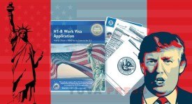 Donald Trump administration thinking to change H-1B Visa policy change which will affect 5 lakh professionals and 15 lakh Indians.