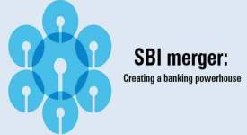 After SBI merger its India's biggest and world Top-50 banks. SBI earned 1771 crore from 29 crore customers by Minimum balance rule.