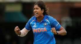 Jhulan Goswami first female cricketer to take 200 ODI wickets