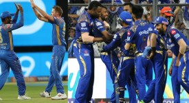 IPL 2018 Match - mi vs rr