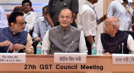 27th GST Council Meeting