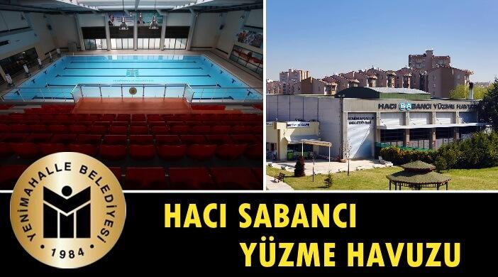 Yenimahalle Belediyesi Batıkent Hacı Sabancı Yüzme Havuzu