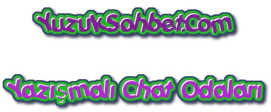 Yazışmalı Chat Odaları