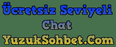 Ücretsiz Seviyeli Chat