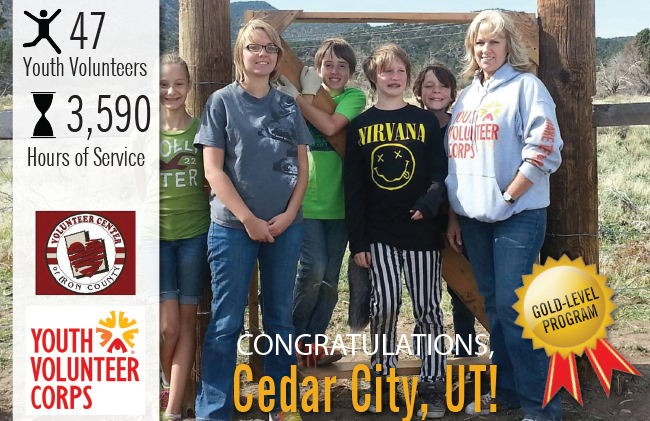 Congratulations Cedar City