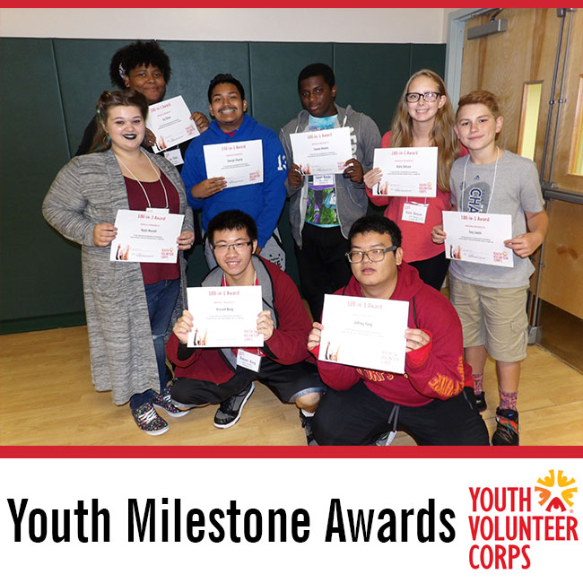 2016-youth-milestone-awards-recipients