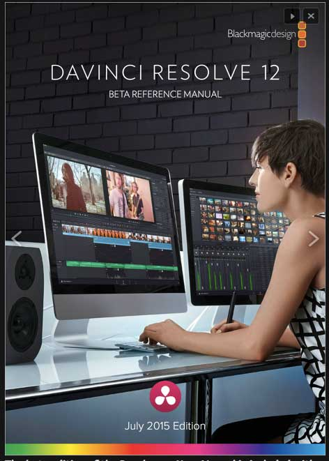La nouvelle version Beta de Resolve