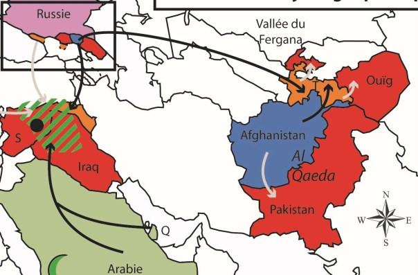 carte-Etat-islamique-Diploweb-afghanistan