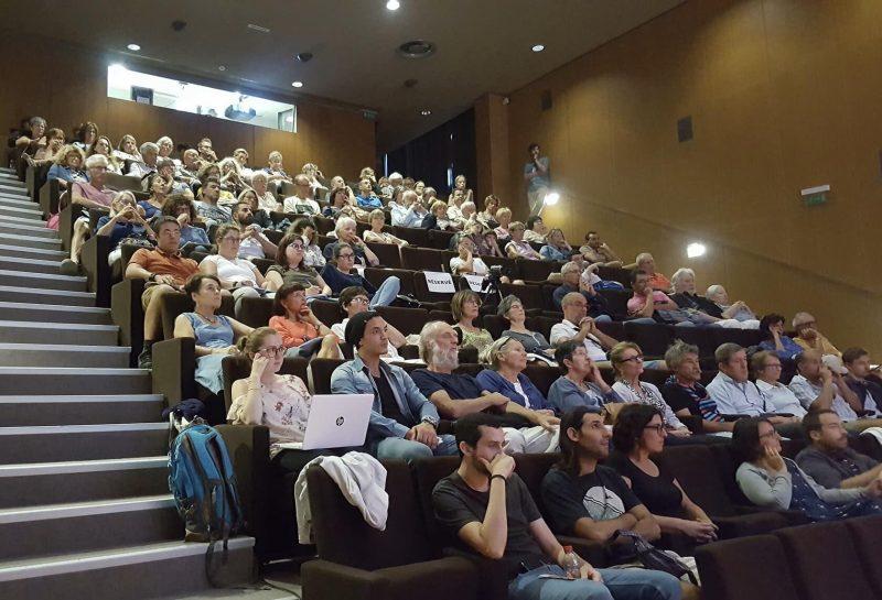 Salle comble pour Yves Montenay à Béziers