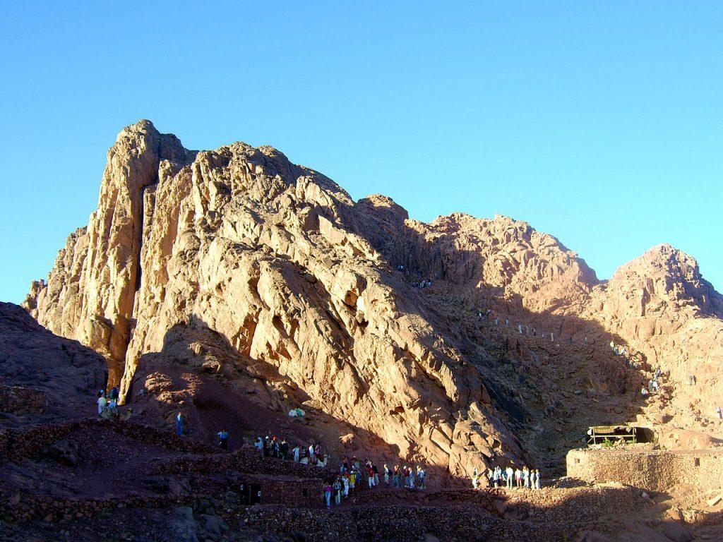 Le Mont Sinai