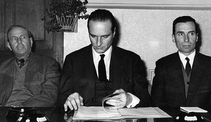 Jacques Chirac en Corrèze