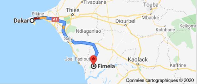 Dakar-Fimela