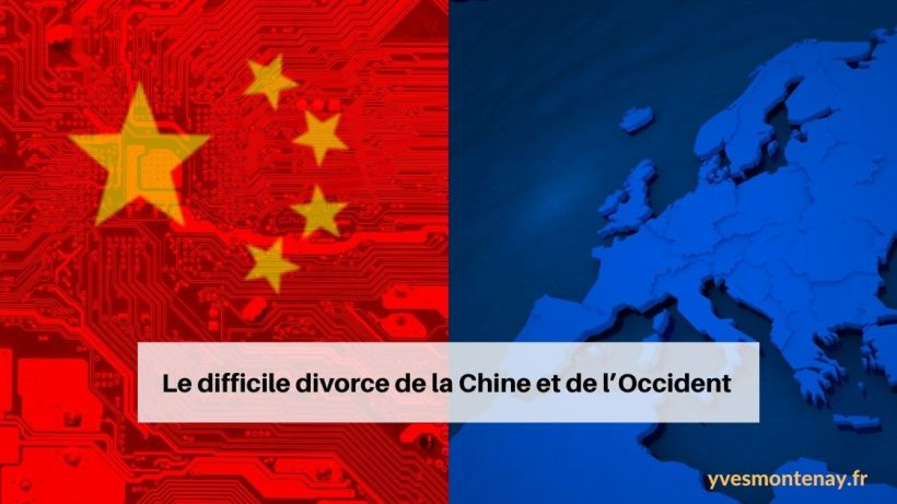 Le difficile divorce de la Chine et de l'Occident