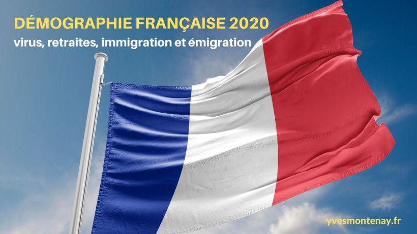 Démographie française 2020
