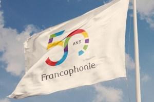 Drapeau 50 ans OIF