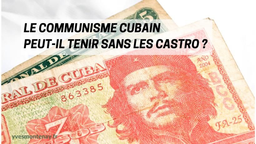 Le communisme cubain peut-il tenir sans les Castro