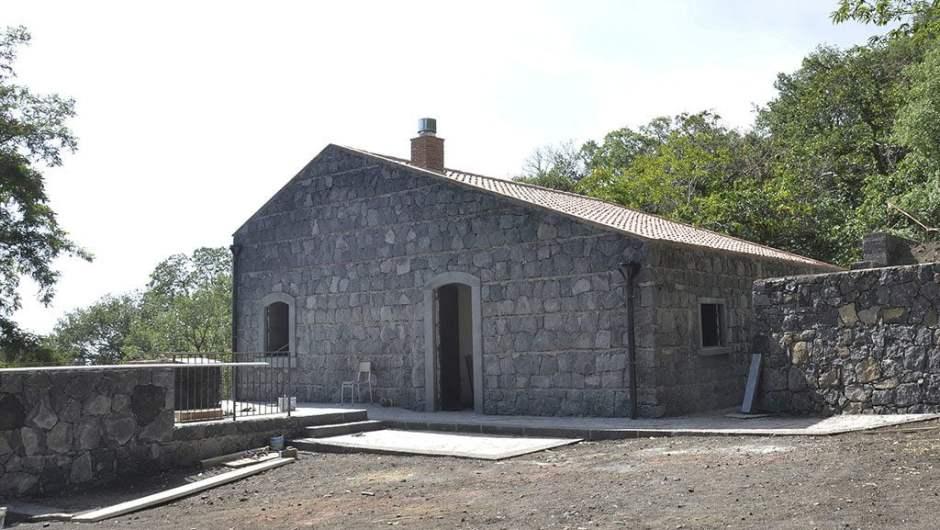 Belpasso, completato Rifugio Monte Manfré