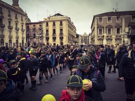 Alcuni momenti del Giubileo Scout della Misericordia - © Foto di Daniele Ventura