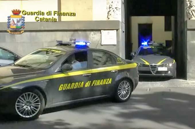 Catania e Paternò: sgominata banda di contrabbandieri