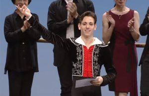 Vincenzo Di Primo al Prix de Lausanne 2016