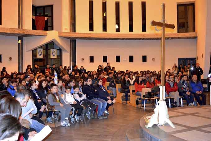 """Adrano, """"Festa del Perdono"""" nella parrocchia San Paolo"""