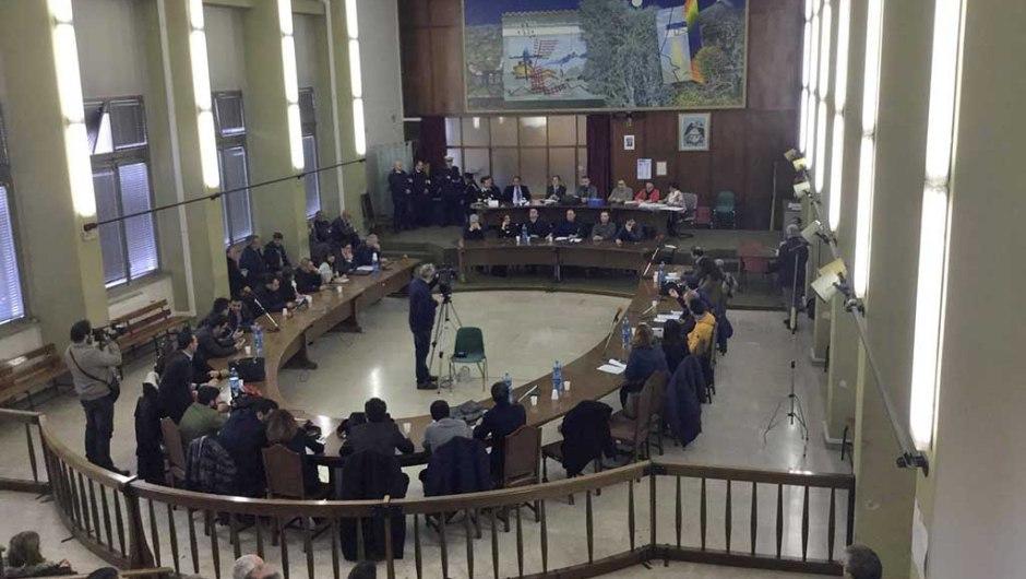 Adrano. Consiglio comunale: Floresta e Ingrassia verso il processo