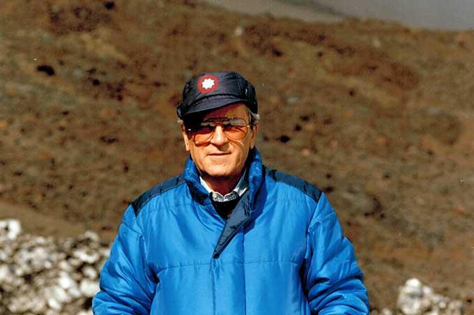 È Scomparso Bino Li Calsi, il papà del Parco dell'Etna