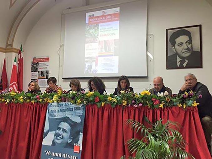 """Catania, Otto marzo in Cgil: """"Donne e lavoro, tra passato e futuro"""""""