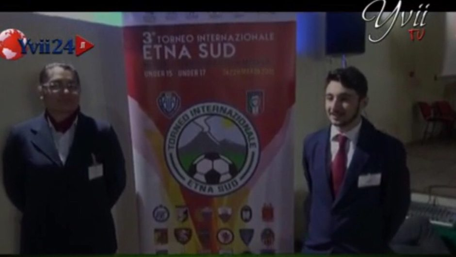 Calcio, al via il 3° Torneo Internazionale giovanile Etna sud
