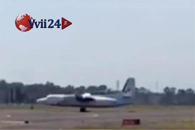 Catania, l'atterraggio di emergenza senza carrello IL VIDEO IN ESCLUSIVA SU YVII24