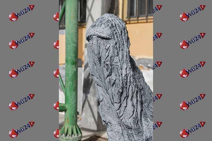 """Belpasso, concluso il Simposio di scultura """"Oro nero dell'Etna"""""""